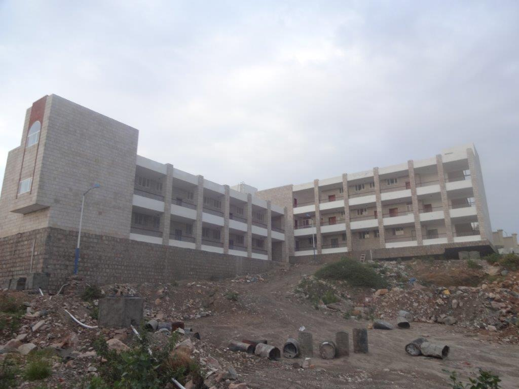 Construction of the Vocational and Industrial Training Institute AL-Maflahy