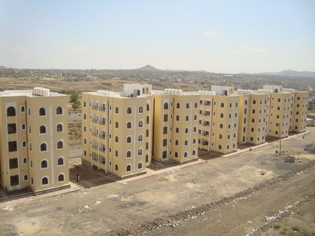Construction of Al-Saleh Housing and Agricultural Project for Low-Incomes